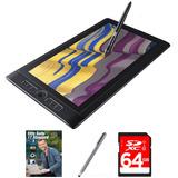 Tablet Wacom Mobilestudio Pro 13 I7 256 Gb Ssd, Windows 1