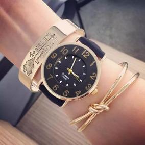 Reloj Geneva Original Moda Dama