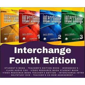 Interchange Fourth Ed. C/ Teachers Book + Presentation Plus