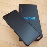 Samsung Galaxy Note 8 Nuevo Libre Fábrica