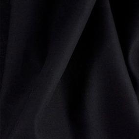10x12ft Fotografía Paño Negro Mega Premium De Telón De Fondo