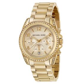 Relogio Michael Kors Mk 5166 - Relógios no Mercado Livre Brasil b3f921e3bc