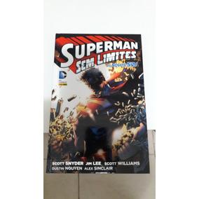 Superman Sem Limites Scott Snyder Jim Lee