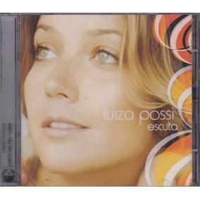 Cd Luiza Possi Escuta - 2006 - Lacrado