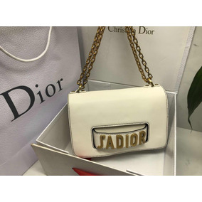 3cc4d39315d Bolsa Dior Jadior Branca Importada Pronta Entrega