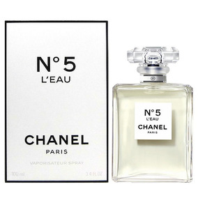 1590d0945 Chanel N°5 L Eau 100 Ml Nuevo, Sellado, Original