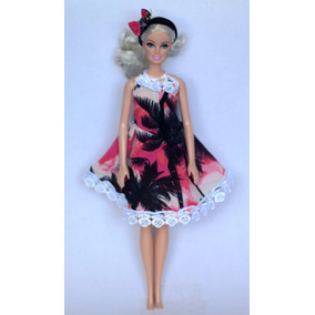 Roupa Boneca Barbie