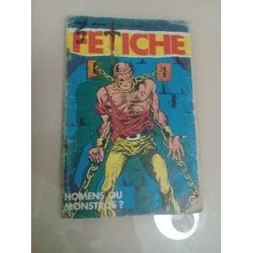 Hq Kripta Fetiche N° 2 Marvel Fev. 1979