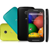 Celular Motorola Moto E1 4gb Dtv Xt1025 Vitrine
