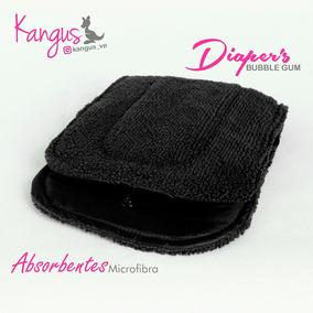 Absorbentes De Microfibra Para Pañales Kangus Diaper