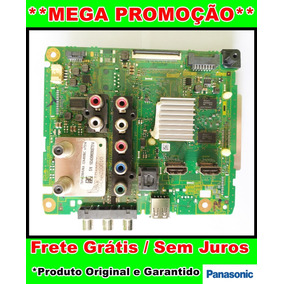 Placa Principal Tv Panasonic Tc-32a400b * Promoção