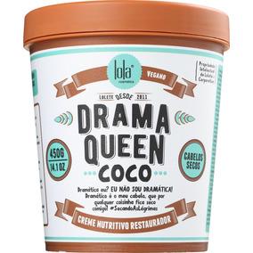 Lola Cosmetics Drama Queen Coco Máscara Capilar 450g