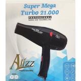 Secador Profesional Alizz 21000 - Peluqueria 1 Año Garantia