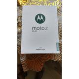 Moto Z Play 32 Estado De Novo
