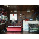 Controlador Solar Alta Gama Mppt 30a Ml2430 Pantalla Digital