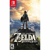 Zelda Breath Of The Wild Código Digital