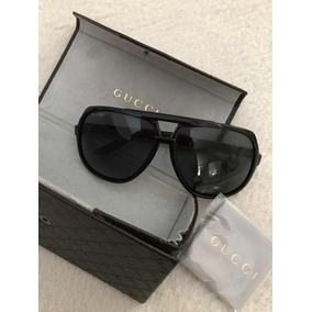 c9d0f916b Oculos Gucci Modelo Gg1622s Unisex - Óculos De Sol no Mercado Livre ...