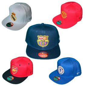 Coleccion 5 Gorras Futbol Get Lucky Barcelona Chelsea Nuevas 95f11ed2781c0