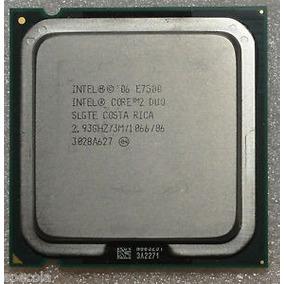 Procesador Intel Core 2 Duo 2.93 Ghz Lga 775