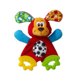 Peluche Mordillo Bebé Playgro Pookie Puppy