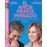 Dvd El Amor Menos Pensado - Darin Y Moran Nueva Original