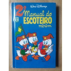 Livro Manual Do Escoteiro Mirim - Volume 02