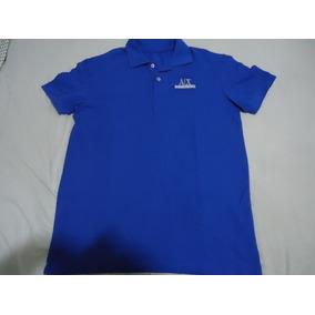 Camisa Polo Giorgio Armani - Pólos Manga Curta Masculinas no Mercado ... 9332f41f53