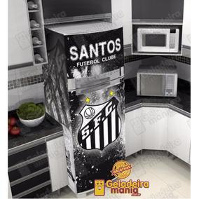 aa1bf23365 Adesivo Decorativo Envelopamento Times De Futebol