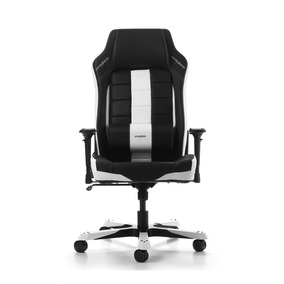 Cadeira Dxracer Boss Series - Black/white (bf121/nw)
