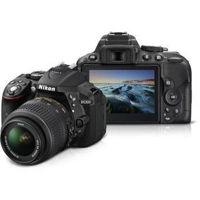 Câmera Nikon D5300 (kit Completo Para Fotógrafos)