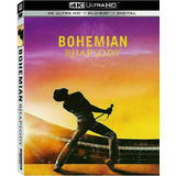 Bohemian Rhapsody 4k/ Bluray/ Digital Hd