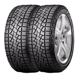Combo X2 Neumaticos Pirelli 205/60r16 Scorpion Atr 92h