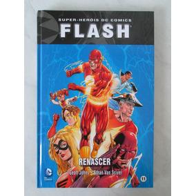 Flash - Heróis Dc - Edição De Luxo - Capa Dura - 2013
