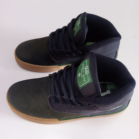 Tenis Hocks On Two Mid Marinho/verde