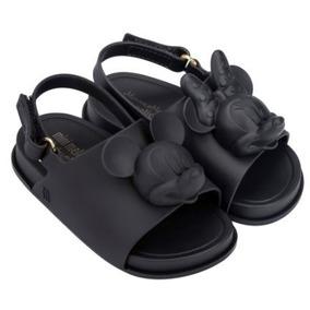 Mini Melissa Beach Slide Sandal +disney Baby - Bb