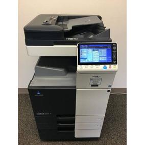 Impressora Konica C224 Semi-nova + Kit De 4 Cartuchos Origin