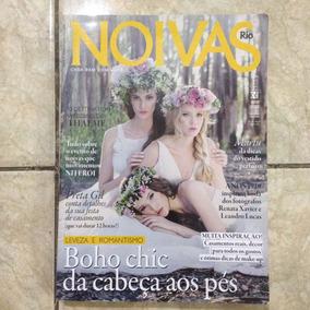 Revista Noivas Rio 36 Ano 9 Boho Chic Preta Gil Casamento