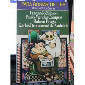 Livro: Para Gostar De Ler Volume 2