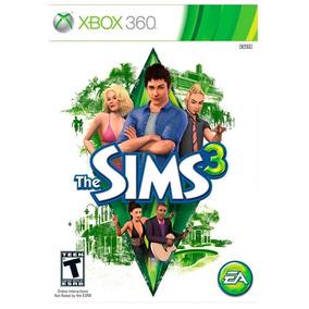 The Sims 3 Mídia Física Lacrado Xbox 360