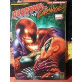 Marvel Comics Deadpool Vs Carnage Monster Edition
