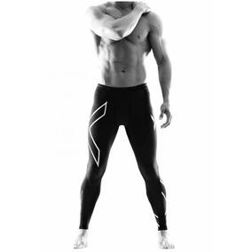 Calça Corrida 2xu Homem Compressão Termica Musculação 060f1cbc734b1