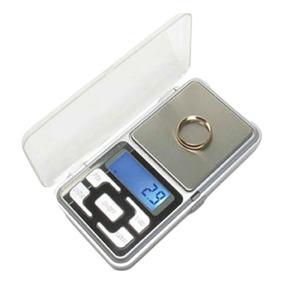 Kit 10 Mini Balança Digital De Bolso 0,1g Até 500g