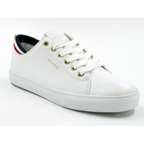 Tommy Hilfiger Tw -lou-a Classic Blanco Mujer