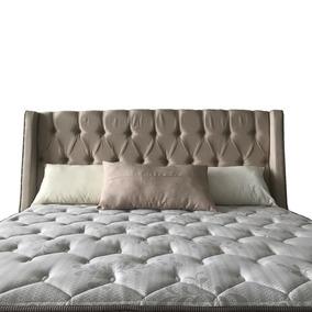 Pack 4 Almohadas King Size Microfibra Pillow Envio Gratis