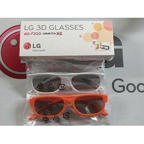 Oculos 3d Ag-f200 Lg Passivo Polarizado