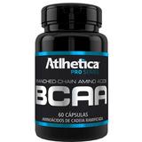 Bcaa Pro Series Atlhetica Nutrition 60 Cápsulas