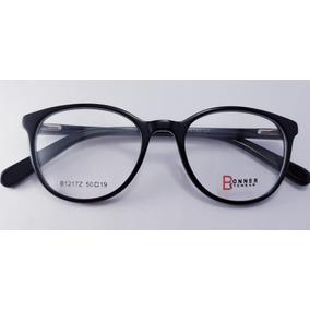 Oculos De Grau Estilo Gatinho Preto - Óculos no Mercado Livre Brasil 951385c154