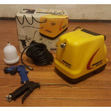 Compresor De Aire Portatil, Mini Compresor, Sólo $3000