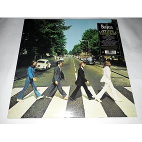 Lp Beatles Abbey Road Vinil Novo E Lacrado Europeu