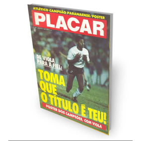 Revista Placar 948 Corinthians Viola Sem Pôsteres